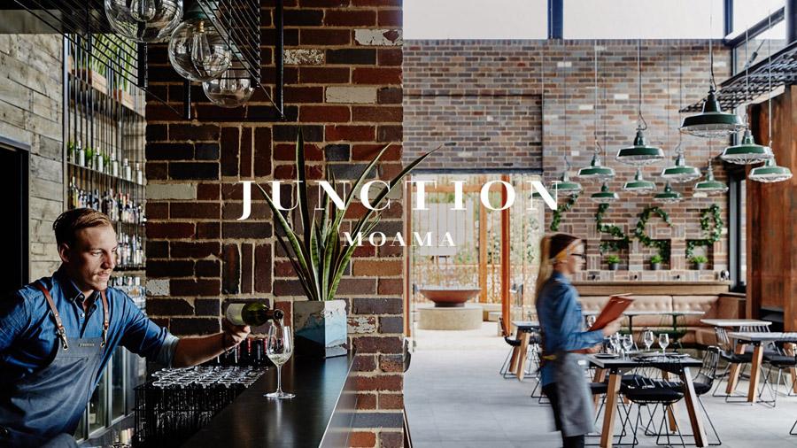 Junction酒吧餐厅品牌设计,餐饮空间设计