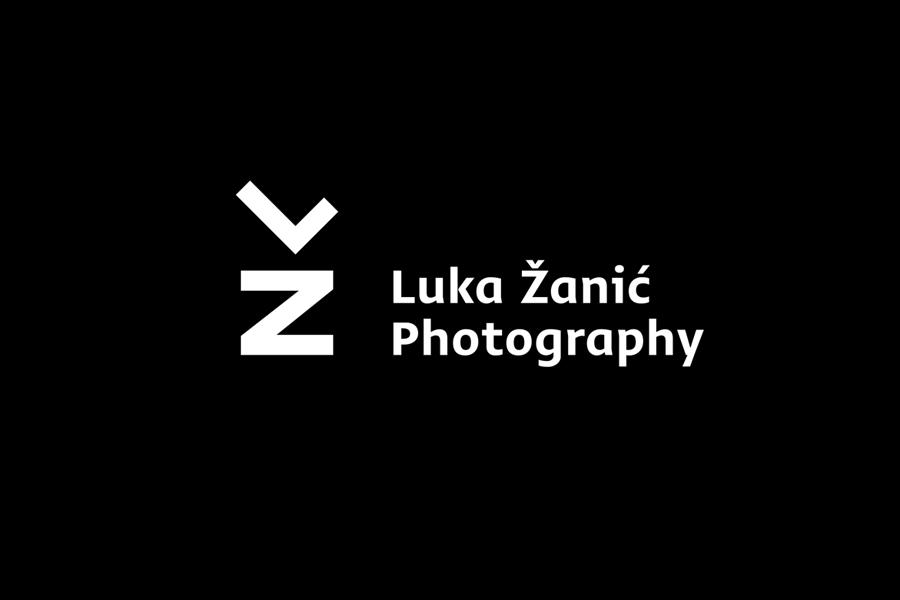 卢卡摄影公司vi企业形象设计,标志设计