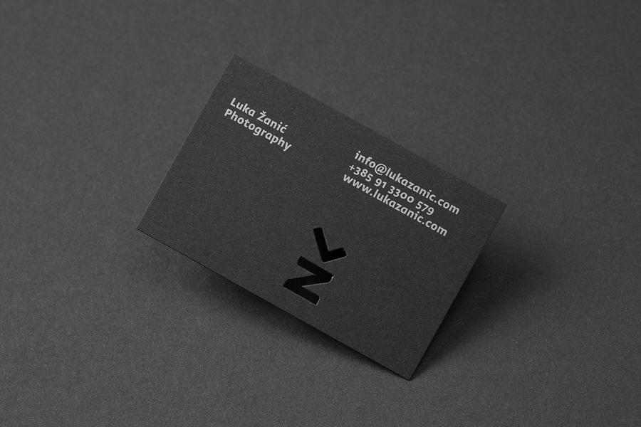 卢卡摄影公司vi企业形象设计,办公应用设计