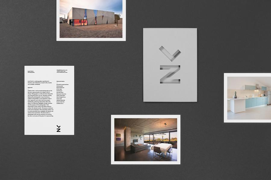 卢卡摄影公司vi企业形象设计,
