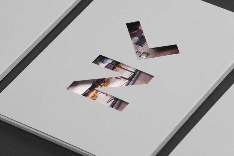 卢卡摄影公司vi企业形象设计,宣传册设计