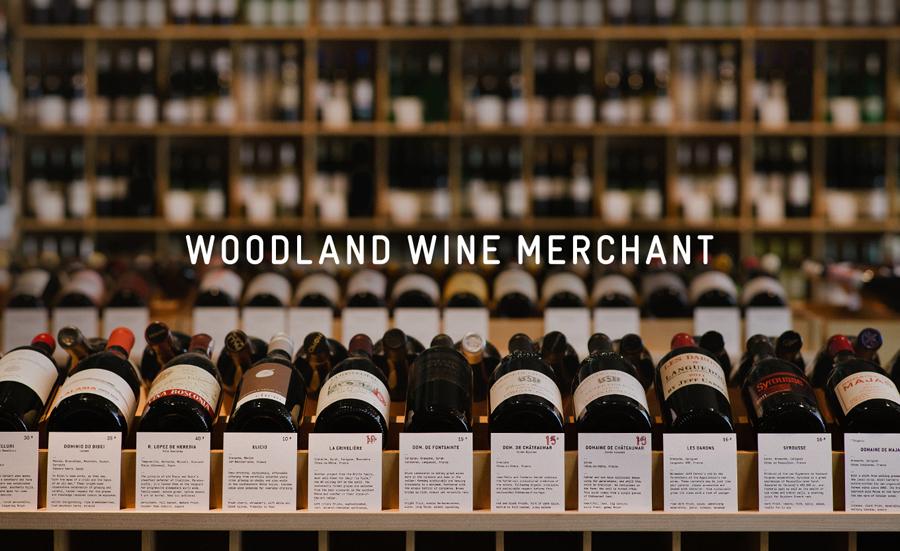Woodland葡萄酒品牌vi设计和包装设计,室内摄影