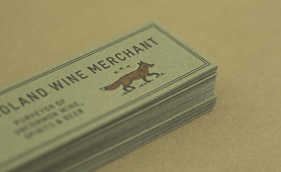 Woodland葡萄酒品牌vi设计和包装设计,