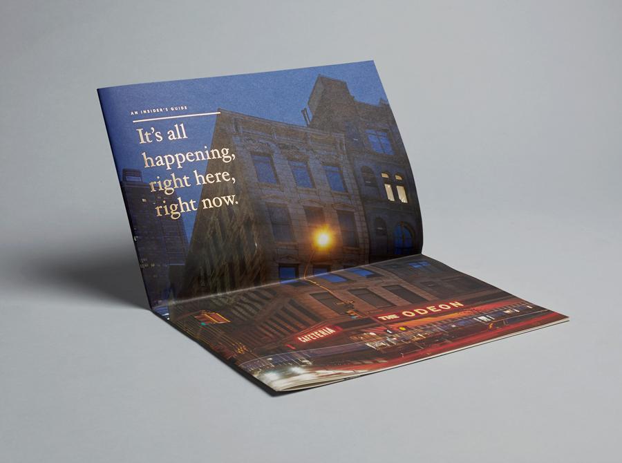 四季酒店私人住宅品牌形象设计,地产vi设计,海报设计
