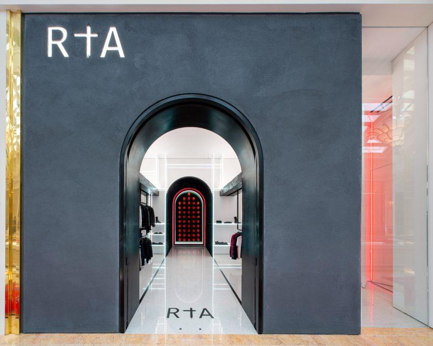 洛杉矶时尚品牌RTA零售空间设计