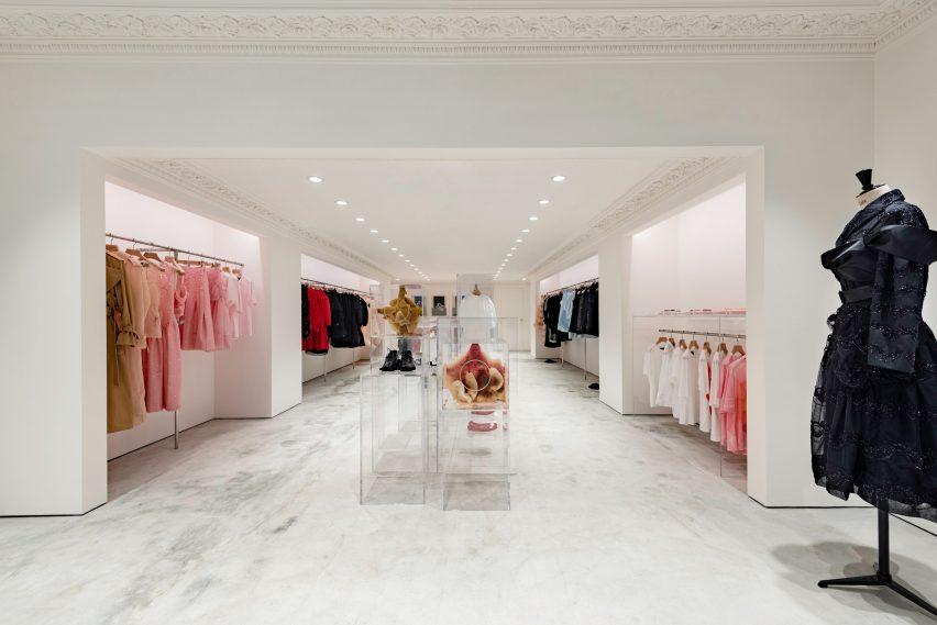 西蒙娜•罗恰独立零售空间设计,塑造亲密和独特零售空间