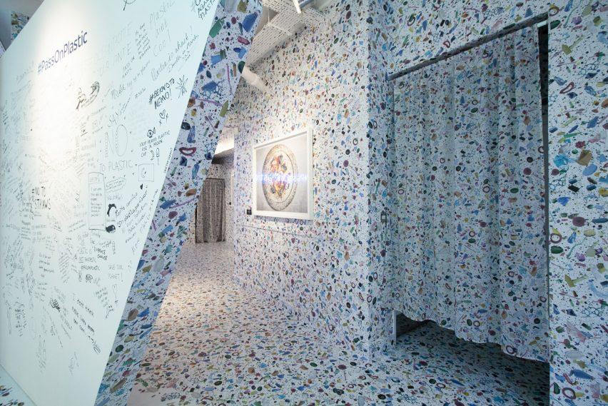 伦敦POP UP商店环保可持续主题概念店空间设计