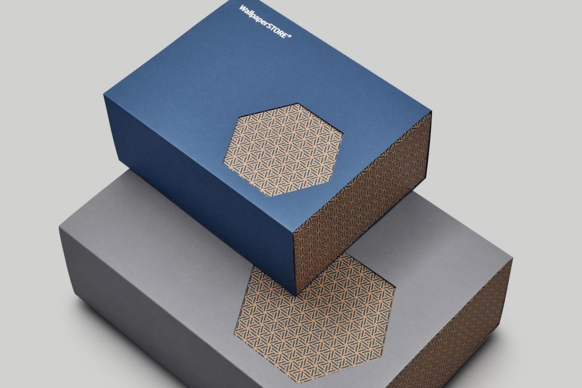 引人注目的Wallpaper系列包装设计