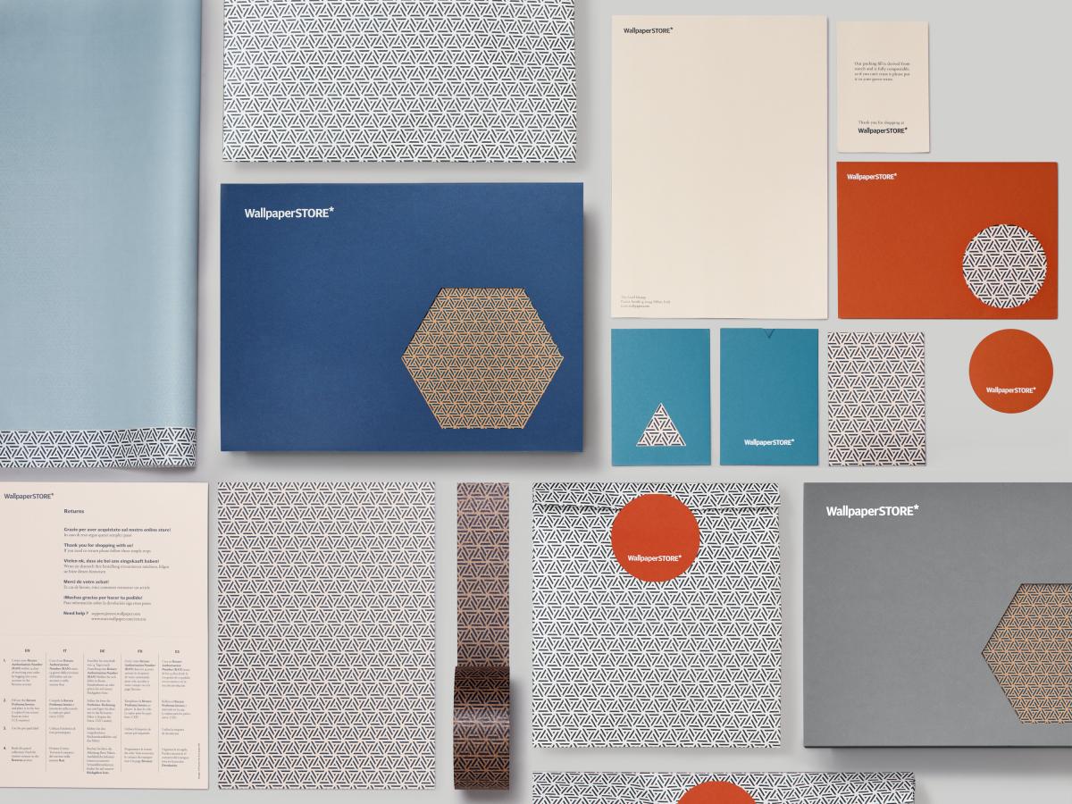 引人注目的Wallpaper系列包装设计, vis设计