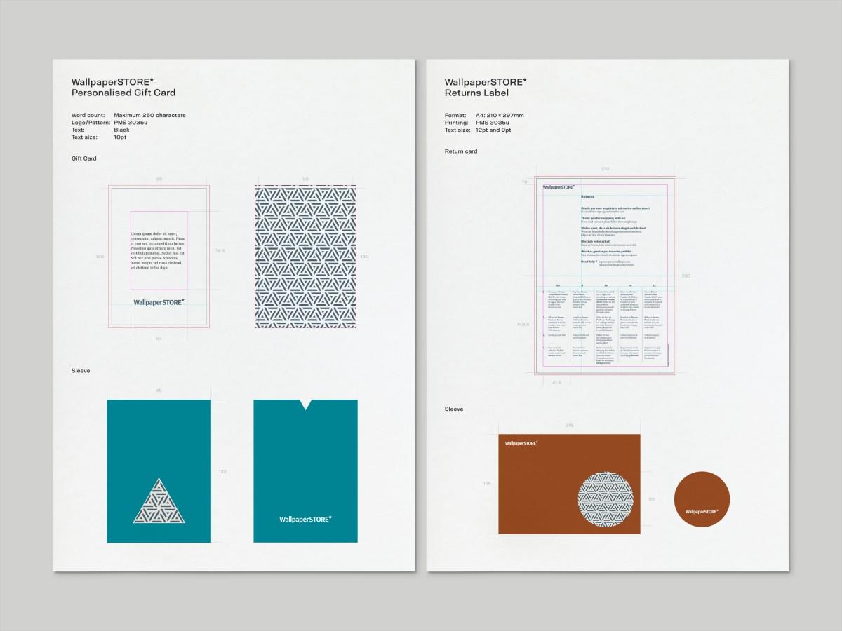 引人注目的Wallpaper系列包装设计, vis手册设计