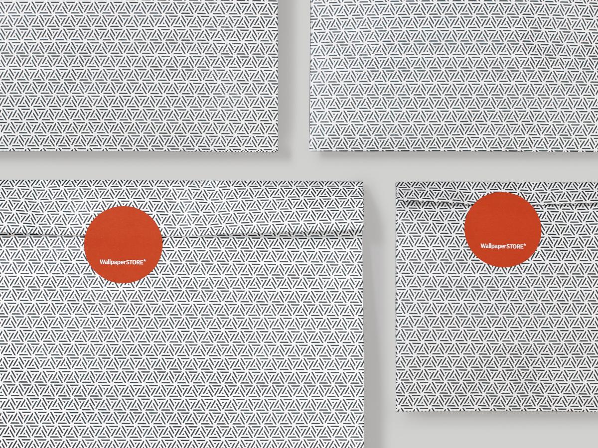 引人注目的Wallpaper系列包装设计,包装纸设计