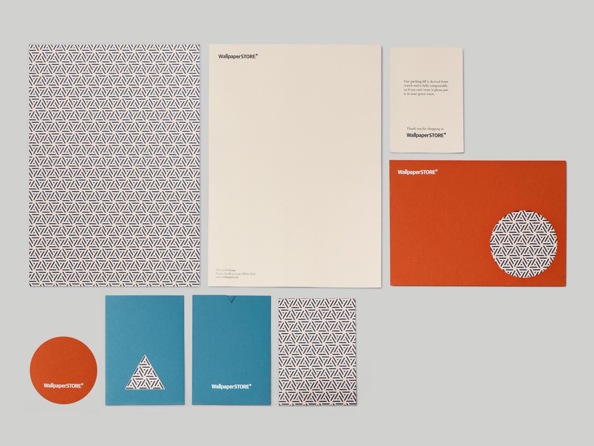 引人注目的Wallpaper系列包装设计, vis设计,办公应用设计