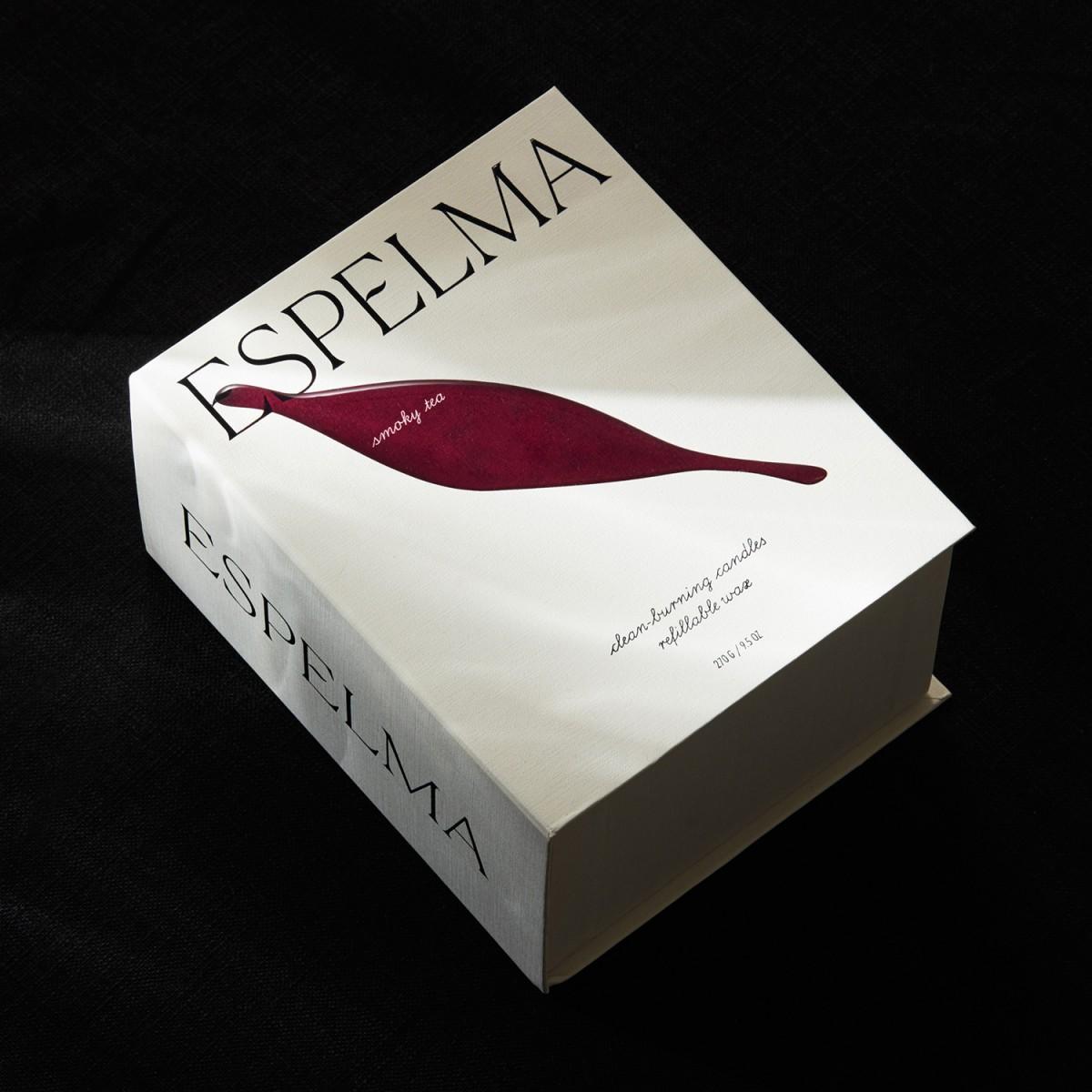 天然蜡烛公司Espelma品牌包装设计,产品包装设计