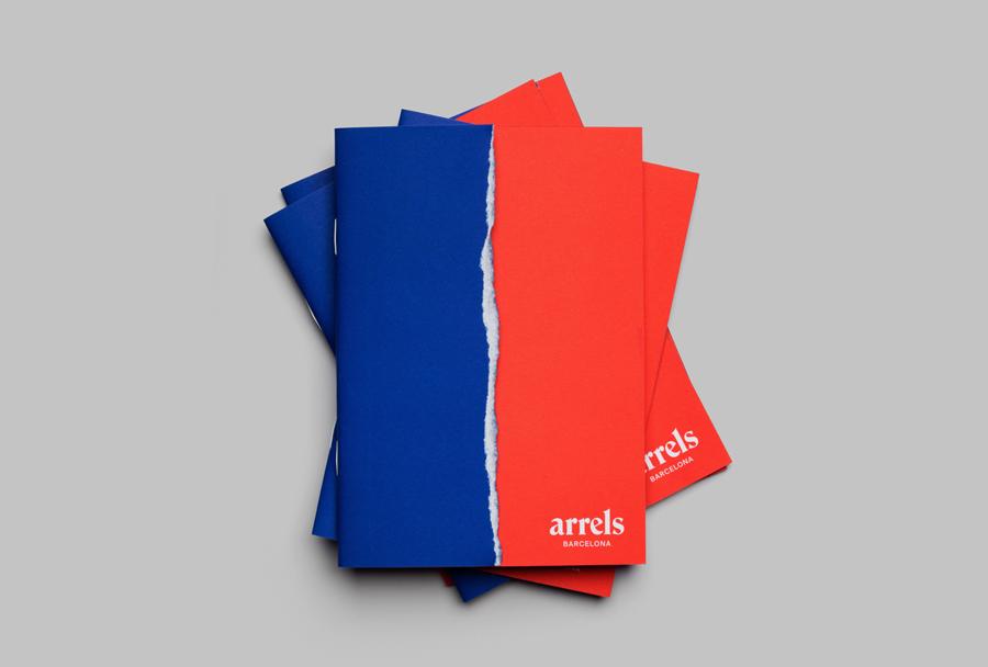西班牙鞋品牌Arrels品牌形象策划,vi品牌形象设计, 宣传册设计