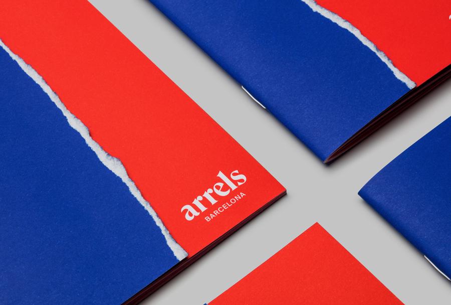 西班牙鞋品牌Arrels品牌形象策划,vi品牌形象设计, 公司画册设计