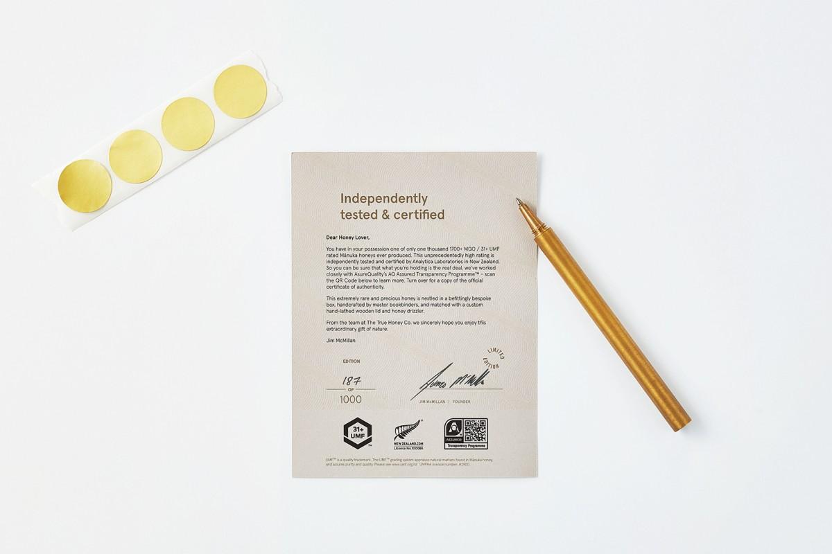 Rare Harvest蜂蜜品牌形象策划,简约包装设计