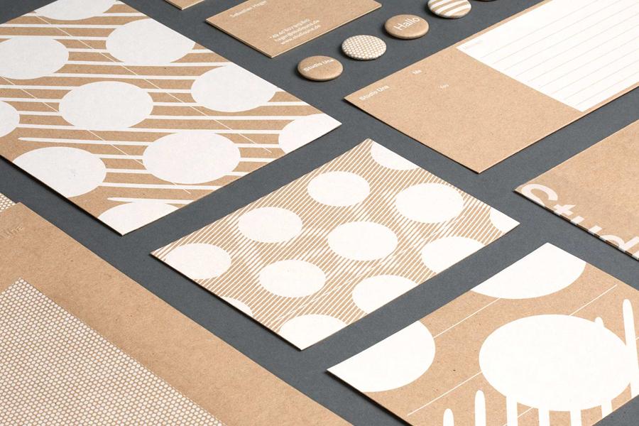 Una平面设计公司vi企业形象设计,常重视设计美学
