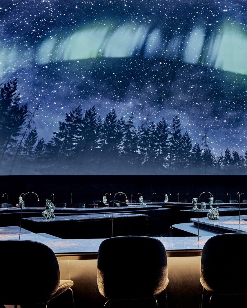 哥本哈根高级餐厅空间设计,踏上身体和智力之旅