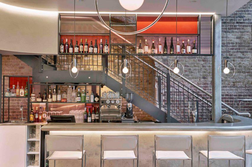 Bala Baya restaurant designed by Afroditi Krassa