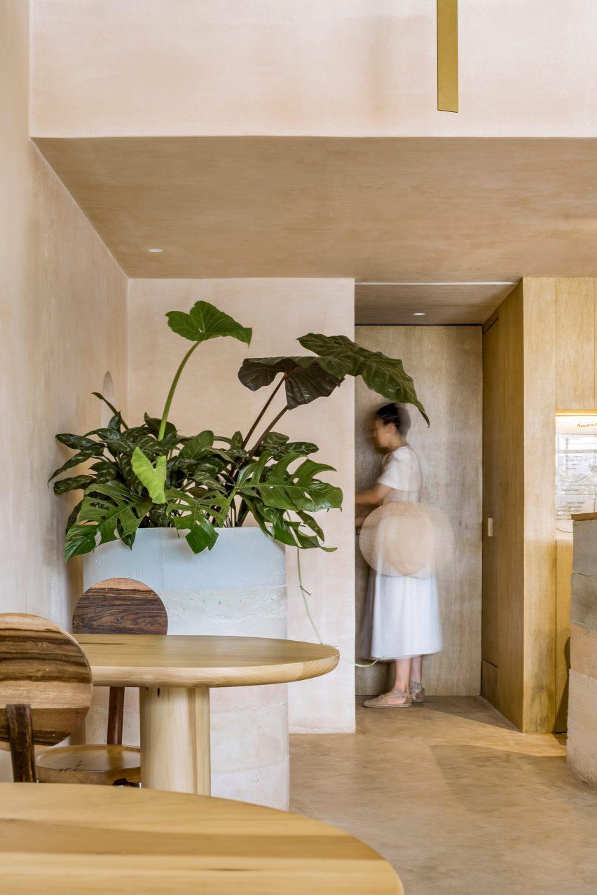 墨西哥风味餐厅设计,不同空间的梦幻氛围