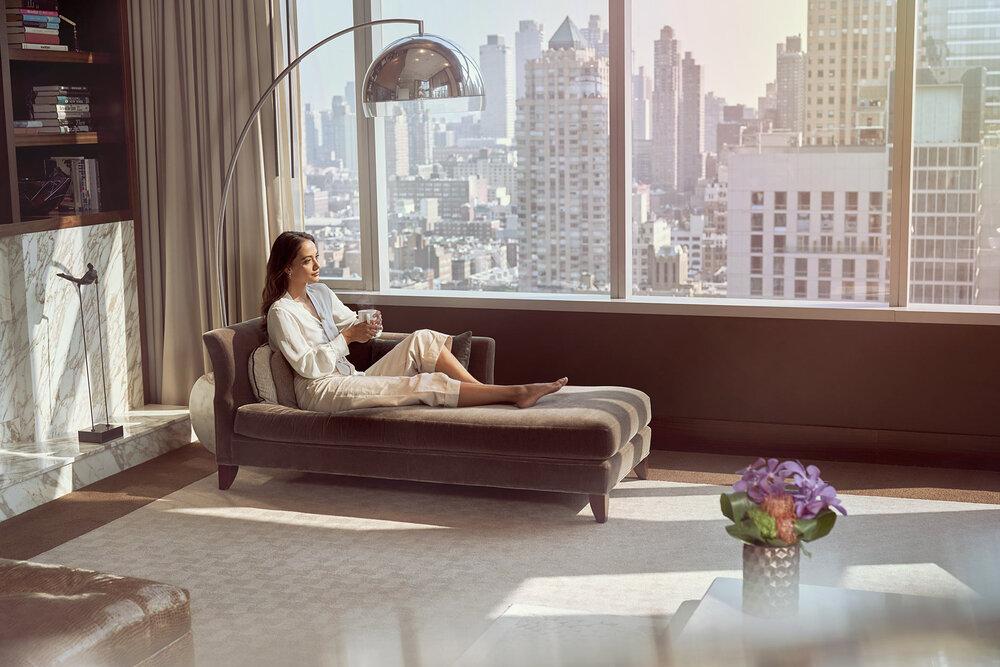 酒店摄影师:洲际酒店集团形象广告片拍摄