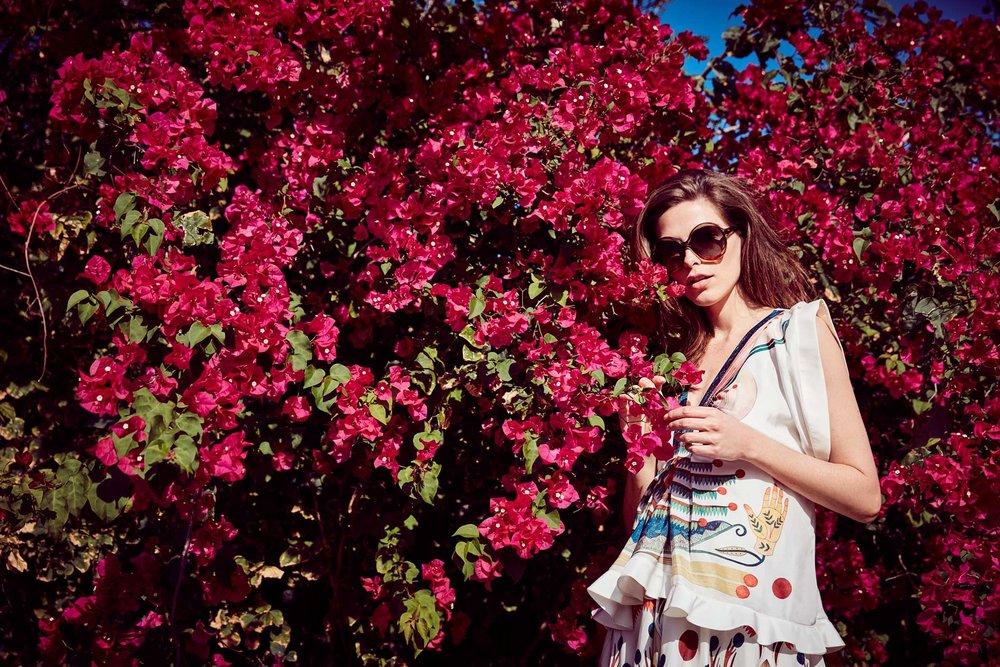 时装摄影师:老派迈阿密时尚人物摄影