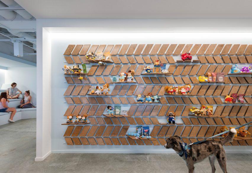 宠物食品和玩具公司办公室空间设计
