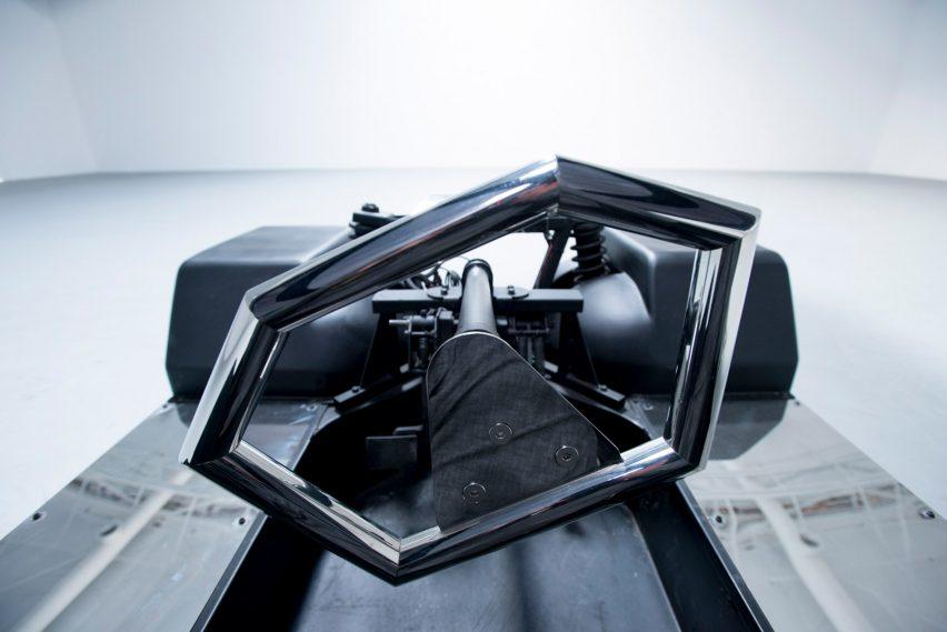 洛杉矶彼得森汽车博物馆车辆主题展览展厅设计