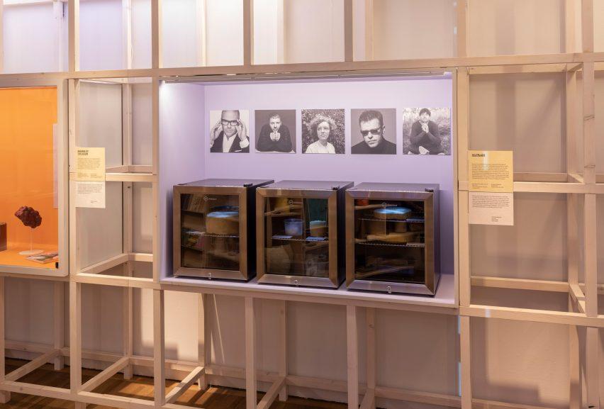 伦敦V&A未来食品体系展厅展览设计