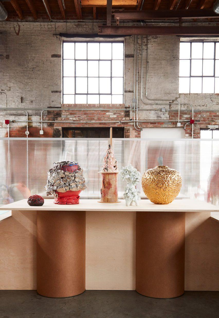 传统艺术和设计博览会展厅展览设计,艺术和设计的交汇点