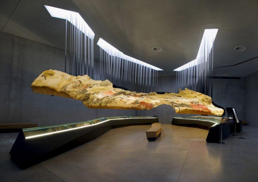 拉斯科国际洞穴艺术中心展览展厅设计
