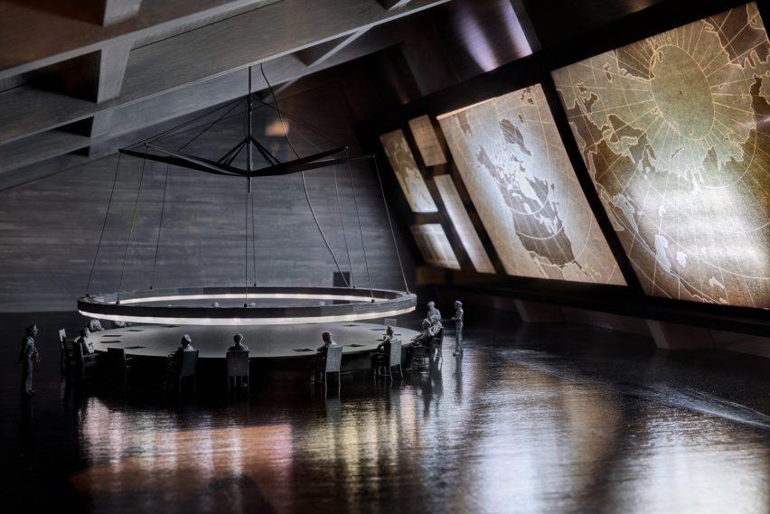设计博物展厅展览设计