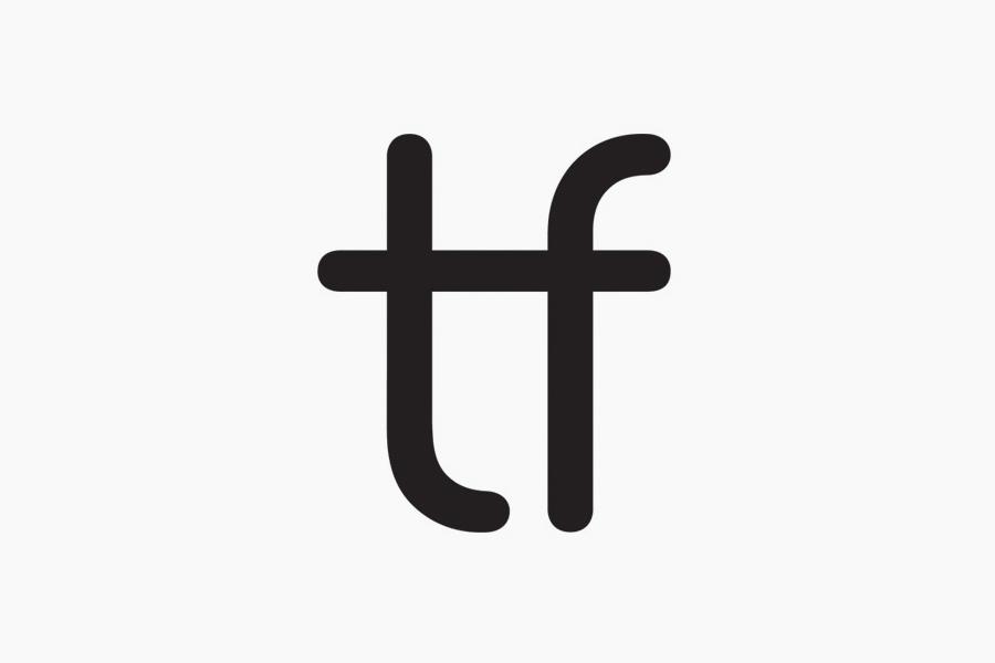 Tina Frey家居设计公司vi设计,logo设计