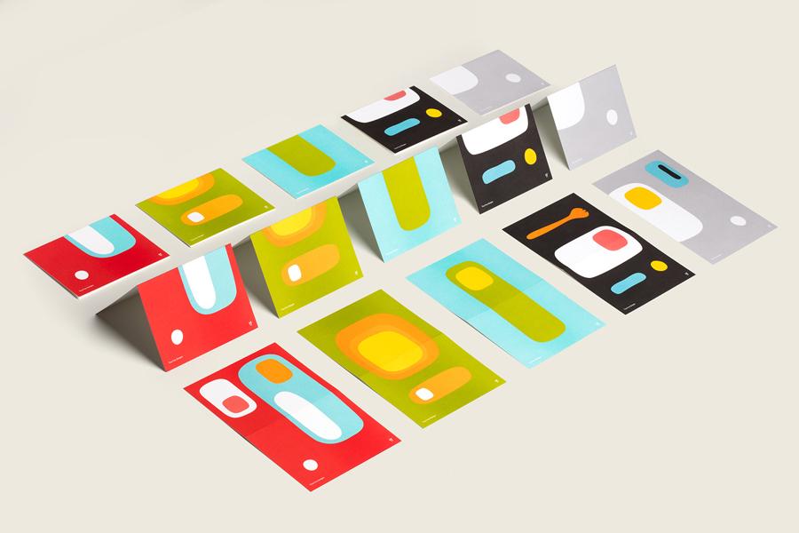 Tina Frey家居设计公司vi设计,折页设计