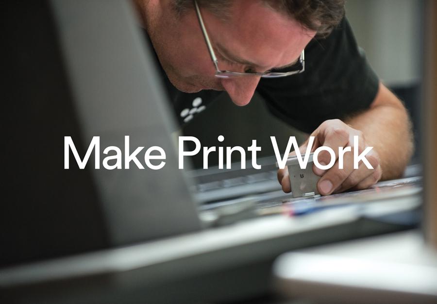 英国印刷制作工作室平面宣传广告设计,vi设计