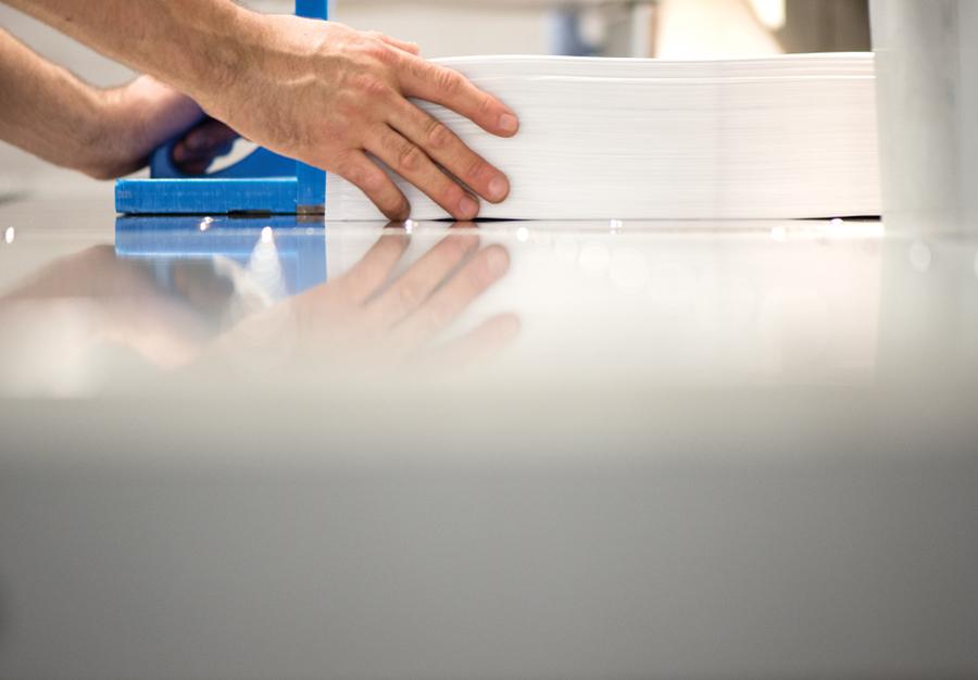 英国印刷制作工作室平面宣传广告设计