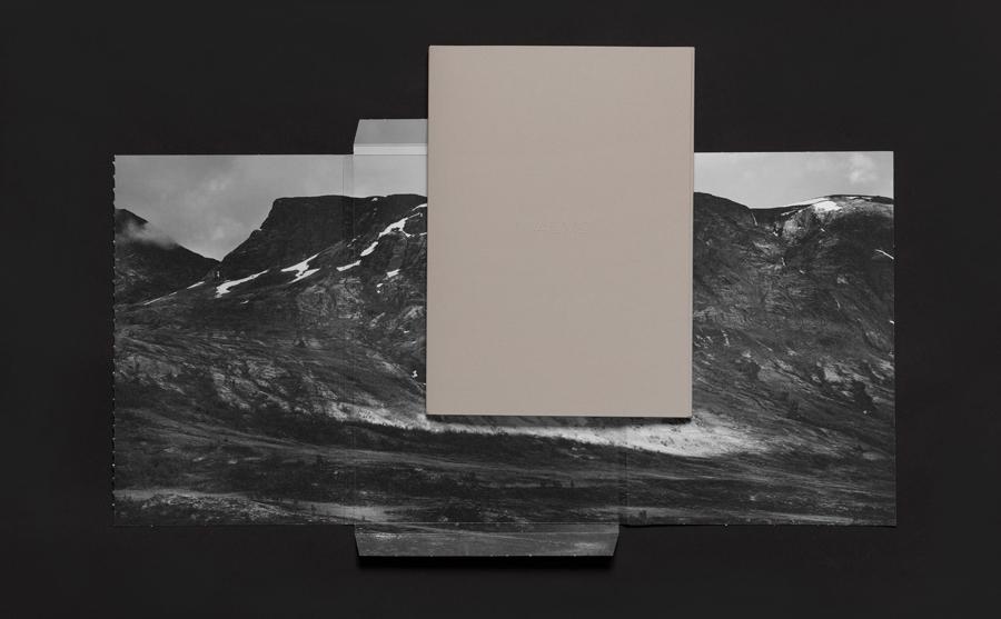 挪威Maaemo米其林餐厅vi设计,餐饮品牌设计,信封设计