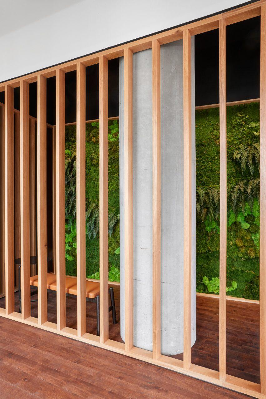 Slack旧金山总部办公室设计灵感,沿着海岸徒步旅行