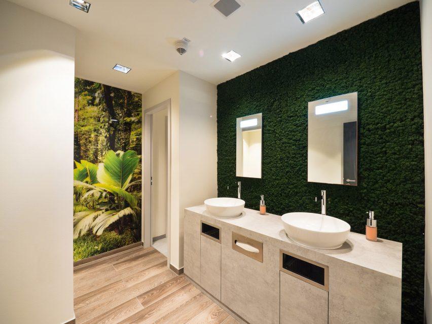 Villeroy Boch多元化办公室空间设计