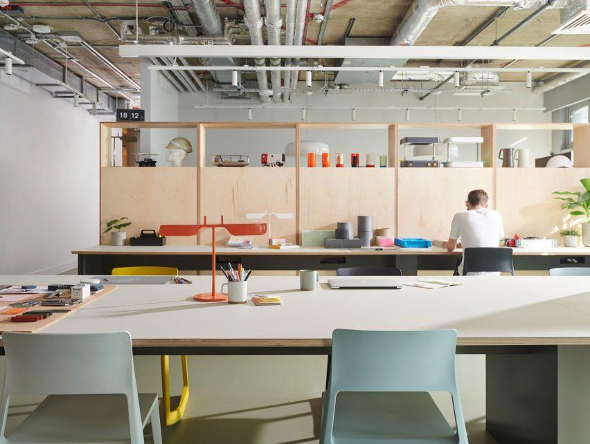 环球设计工作室办公室设计,颠覆传统的办公空间