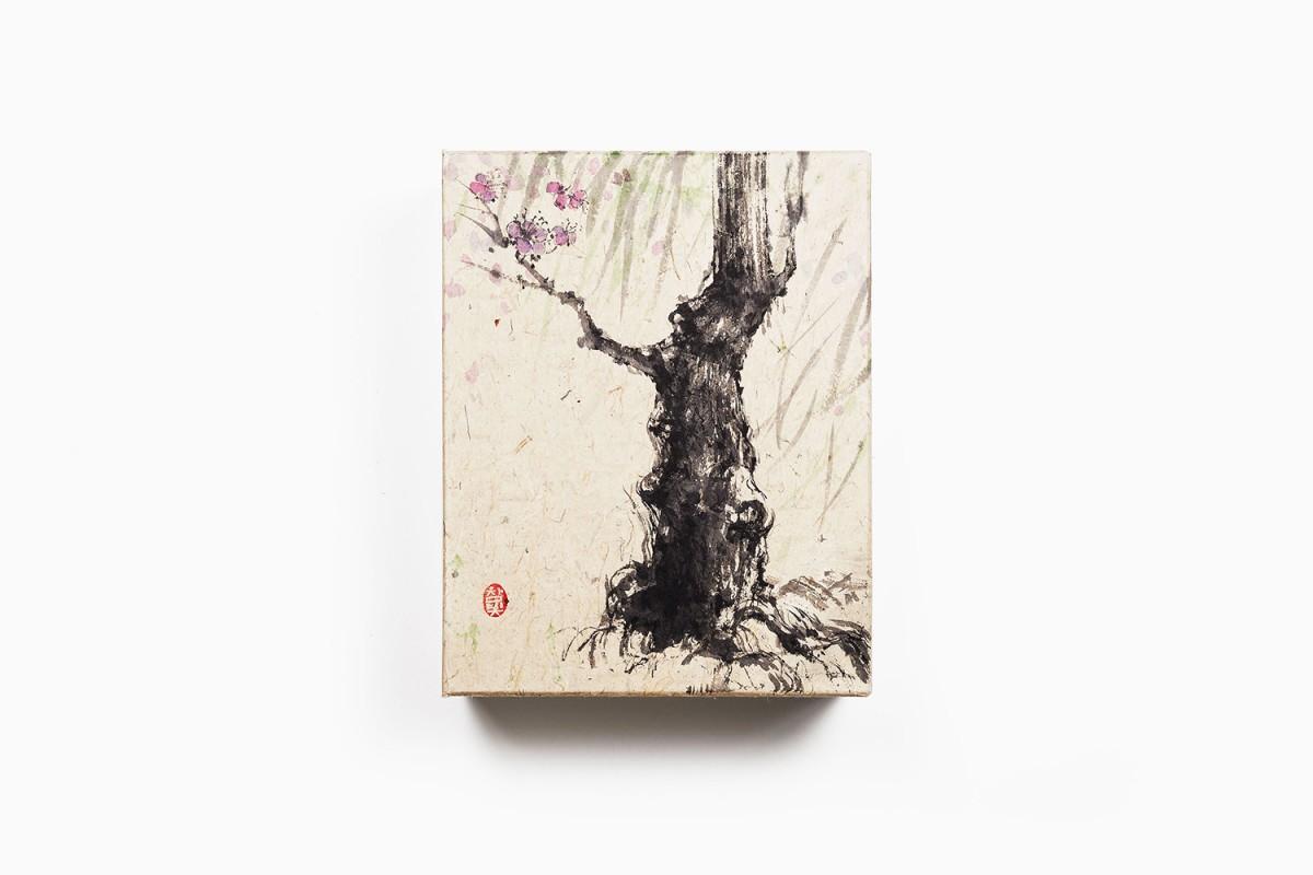 Nunchi创意街区品牌形象塑造,包装盒设计