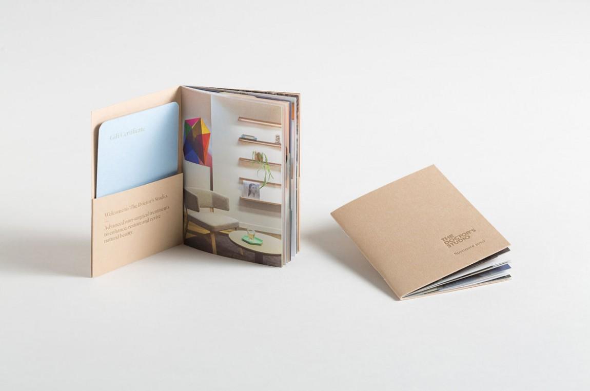 Australia皮肤护理公司vi设计,品牌形象策略设计全案