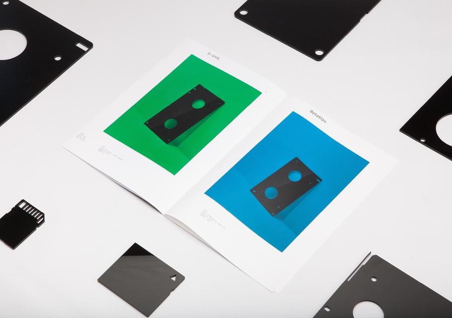 Reel数字创意制作公司品牌形象设计塑造,画册设计