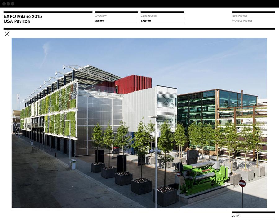 英国Biber建筑事务所品牌形象策划( 企业VI设计),网站设计
