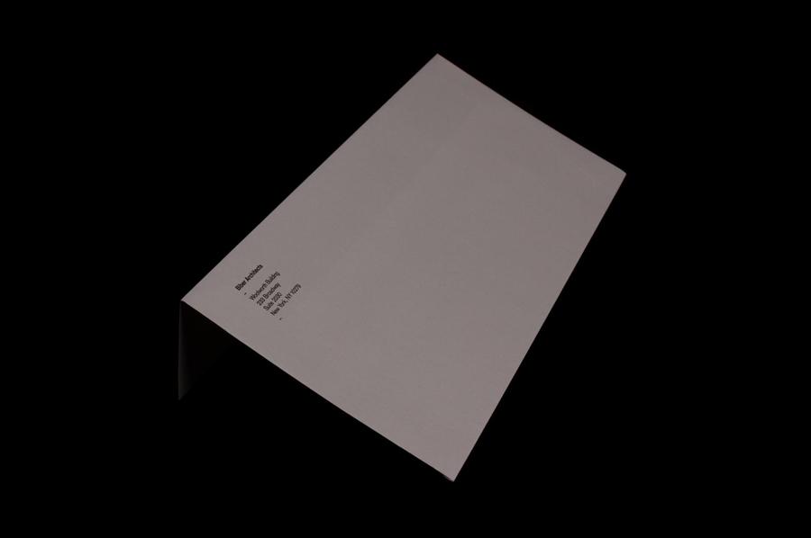 英国Biber建筑事务所品牌形象策划( 企业VI设计),信封设计