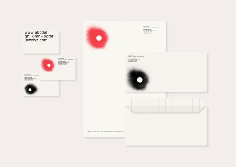 西班牙O品牌工作室vi形象设计,vis设计