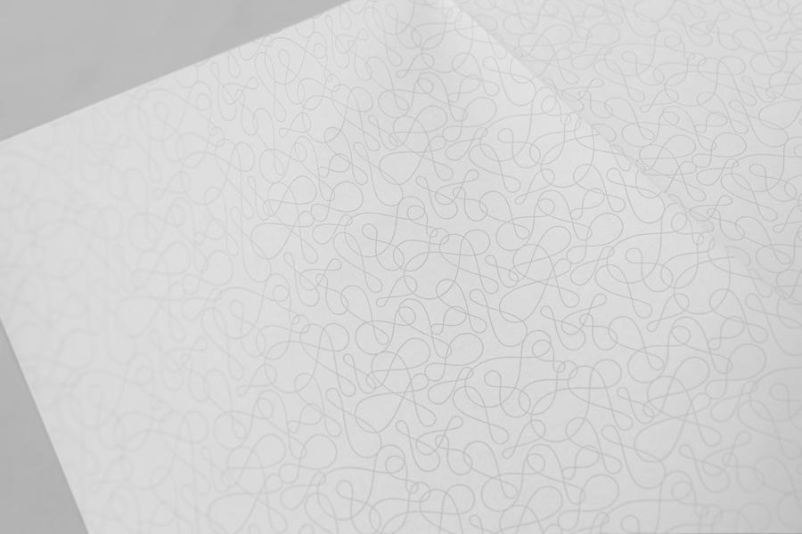 巴黎服装珠宝制造企业Gripoix品牌vi设计,辅助图形