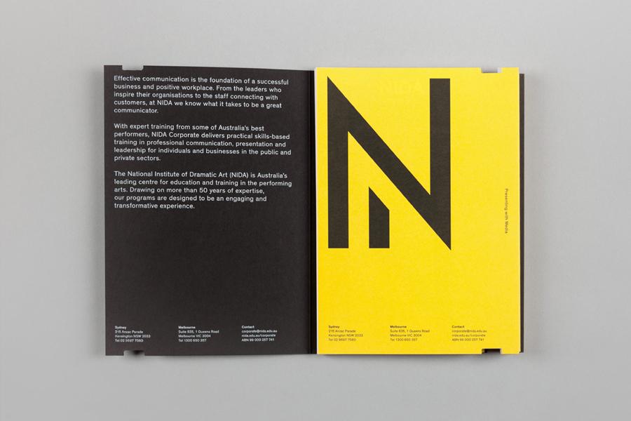 国家表演艺术教育和培训学校vi设计,宣传册设计
