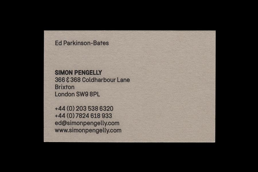 英国家具和产品设计公司品牌形象塑造, vi设计,名片设计