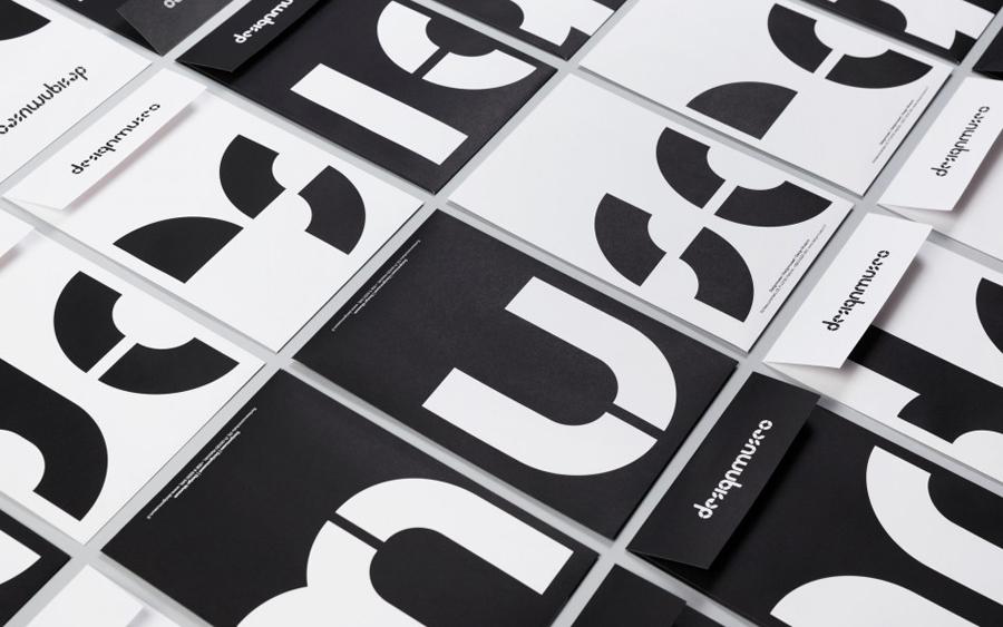 芬兰设计博物馆品牌设计vi设计,海报设计
